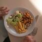 Mosselen met frietjes
